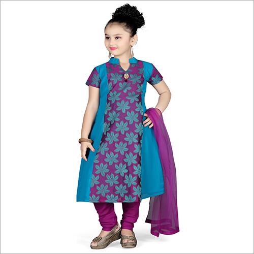 Girls Churidar Suit