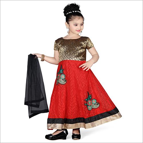 Girls Designer Suit