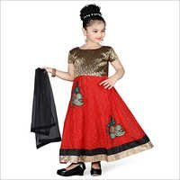 Girls Designer Suit