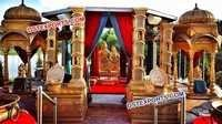 Indian Wedding Haveli Mandap