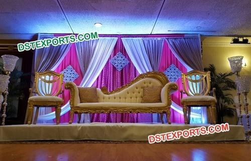 Wedding Italian Sofa Set