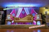 Wedding Italian Sofa Set
