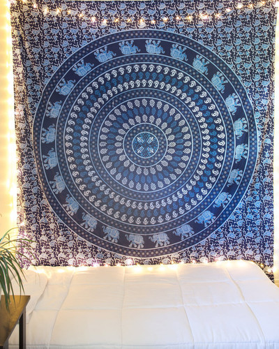 Wall Hanging Round Tapestry