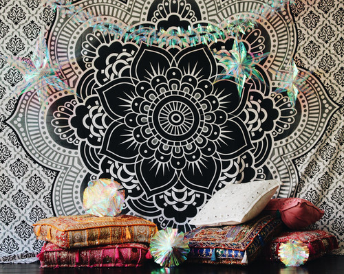 Wall Hanging Printed Tapestry