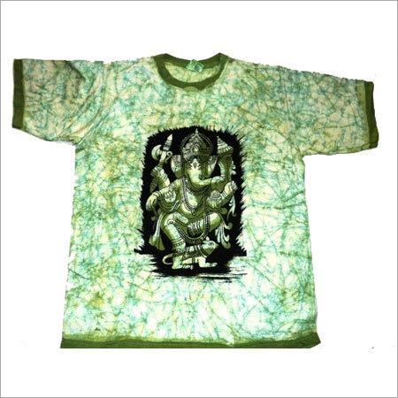 BATIK PRINTED GODS T-SHIRTS