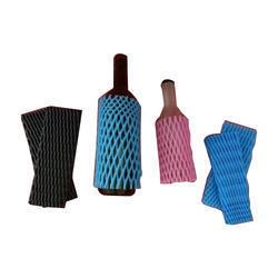 Colorful Bottle Foam Sleeve Net