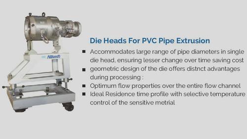 Pipe Extrusion Die Head