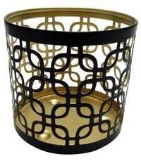 decorative iron votive