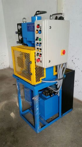 Compressor Scrap Machine