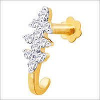 Gold Nose Pins