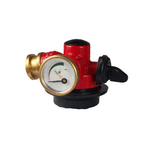 LPG Cylinder Safety Device