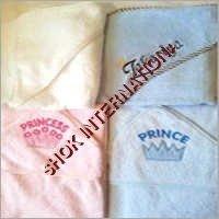 Printed Baby Towel