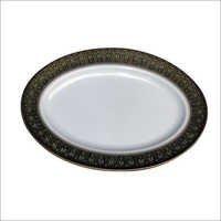 Melamine Oval Shape Plate