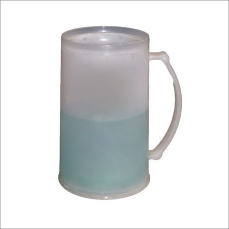 Plastic Freezable Mug