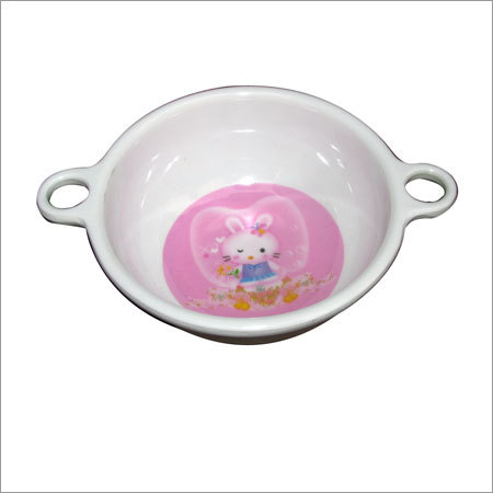 Baby Plastic Food Bowl