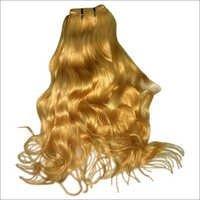 Blonde Color Human Hair