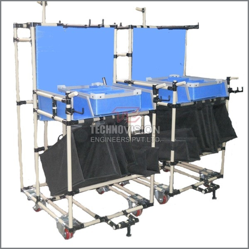 Kitting Trolley Dunnage