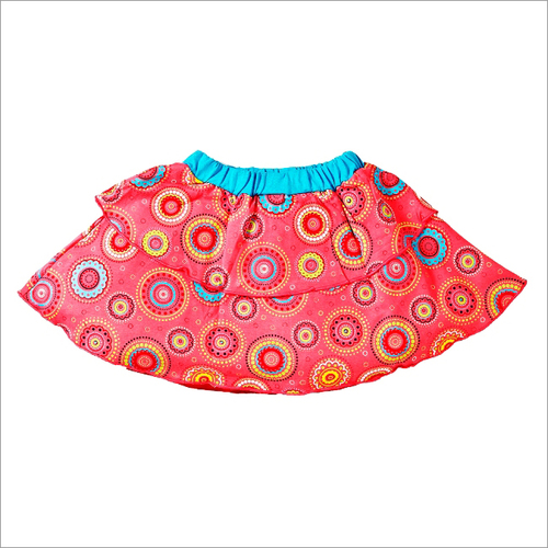 Infant Girls Cotton Skirt