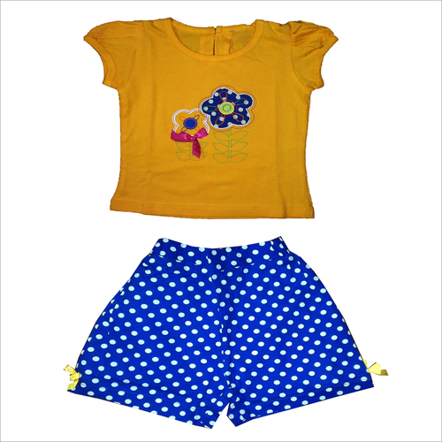 Girls Knit To Woven Sets