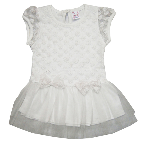 Infant Girls Net Frock