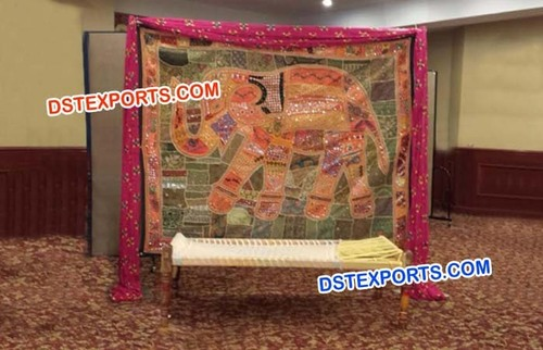 Wedding Rajasthani Theme decor