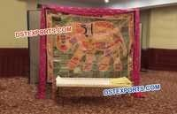 Wedding Rajasthani Theme decor