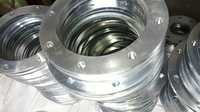 Zink Plated MS Flanges