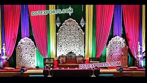 Designer Wedding Fiber Panels