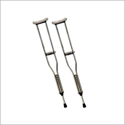 Underarm Crutches Pair