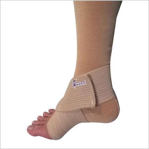 Ankle Support With Strap