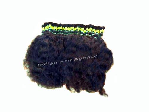 Black Unprocessed Remy Human Hair