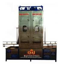 Flat Bed Screen Washing Machine