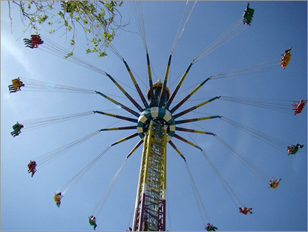 High Altitude Ferris Wheel
