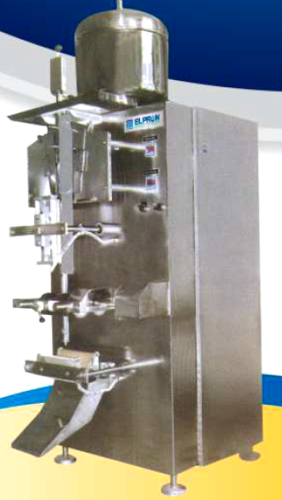 DIGITAL PLC POUCHING MACHINE