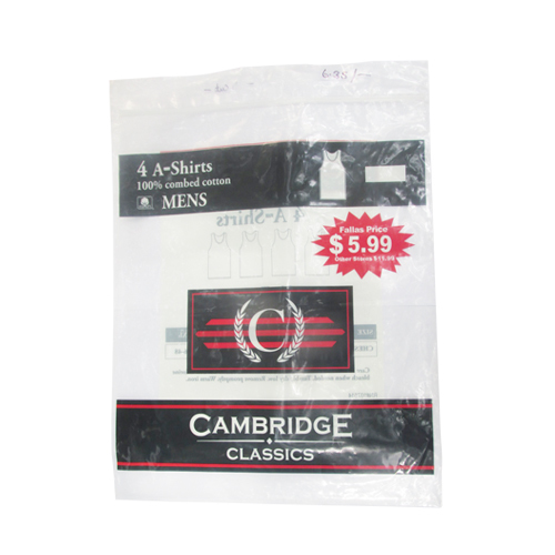 Laminated Zip Lock Bags