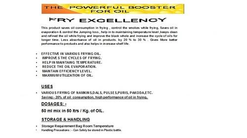 FARSAN / NAMKEEN / OIL BOOSTER