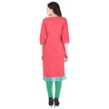 Cotton Colored Kurtis