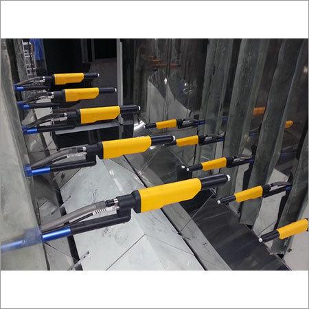 Automatic Powder Electrostatic Spraying Gun