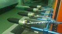 Electrostatic Paint Gun