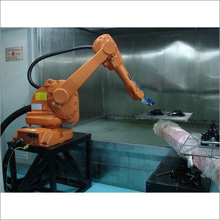 Airless Spray Robot