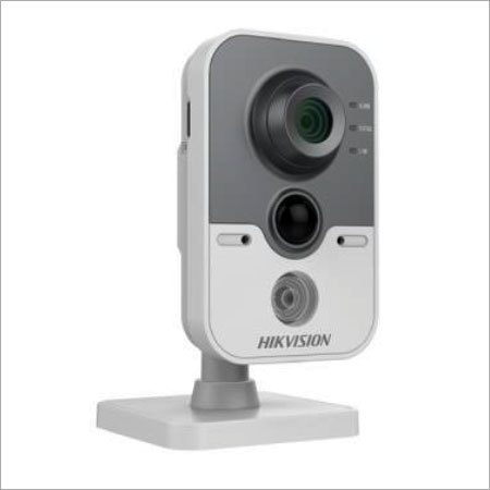 2.0 MP WDR Network Cube Camera