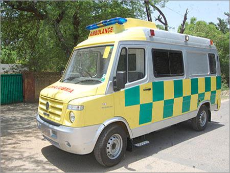 Ambulance Fabrication Service