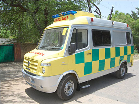 Mobile Ambulance Van