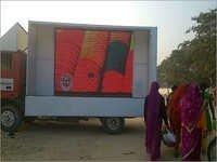 Portable Campaign Van