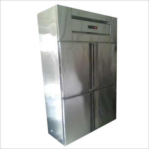 SS Four Door Freezer