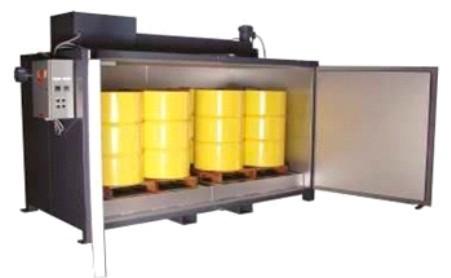 Drum Heating Chamber