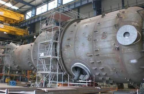 Reactor Storage Tank