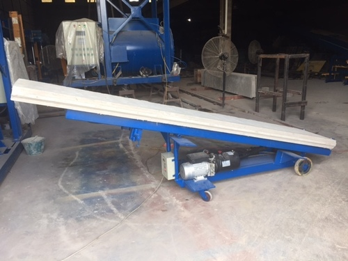 Panel Partitions Machine