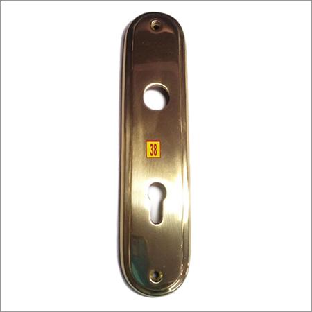 Metal Door Plates