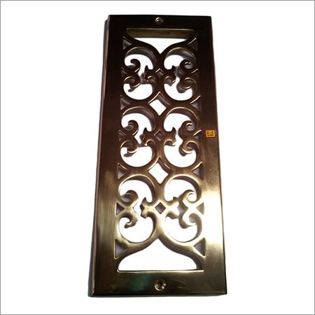 Brass Floor Register